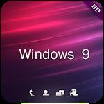 ويندوز9 لجميع اجهزة الاندرويدWindows Theme