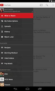 تحميل برنامج يوتيوب أندرويد الرسمي 2014 والأخير Youtube 5.10.1.5 بوابة 2014,2015 YouTube-5.10.1.5.png